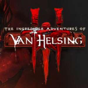 PC Van Helsing III £1.09 at Steam