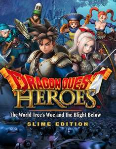 DRAGON QUEST HEROES™ Slime Edition - £9.99 STEAM