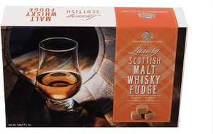 Gardiners of Scotland Whisky Fudge Carton 150g - £1.83 (+£4.49 noPrime) at Amazon
