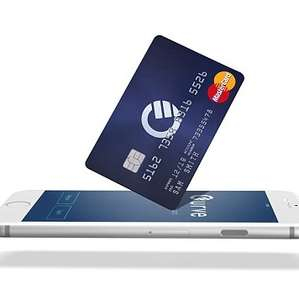 Free Classic Curve card + £14 bonus on first card transaction no min spend + 1% cashback on transactions in first 30 days @ Curve