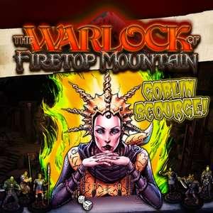 The Warlock of Firetop Mountain: Goblin Scourge Edition! Nintendo Switch £1.99 at Nintendo eShop