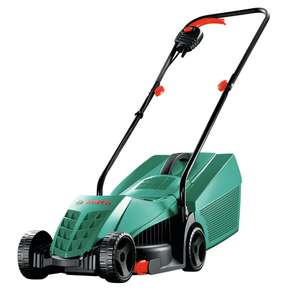Bosch Rotak 32-12 32cm Corded Rotary Lawnmower - 1200W - £70 (Free click & collect) @ Argos