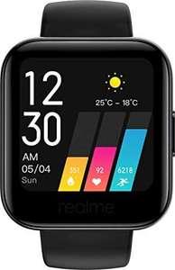 Realme Watch - Smartwatch Black (Blood Oxygen / 14 Sport Modes) - £36 @ Amazon