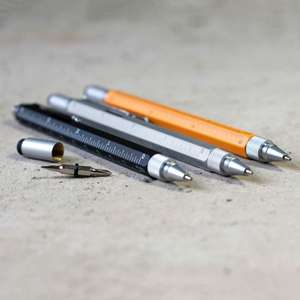 6 in 1 Multi Tool Pen - £2 + £1.99 click and collect @ Rymans