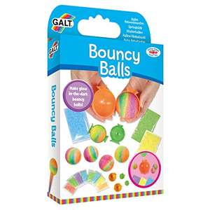Create your own bouncy balls kit for kids - £2.49 (+£4.49 Non-Prime) @ Amazon