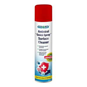 Hycolin Antiviral Surface Cleaner (700ml) 83p (click & collect) @ Homebase