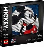 LEGO Art 31202 Disney's Mickey Mouse - £80 delivered @ Smyths