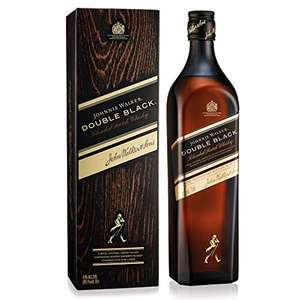 Johnnie Walker Double Black Label Blended Scotch Whisky 70cl - £25.19 @ Amazon
