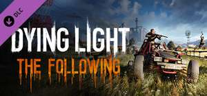 Dying Light The Following - £3.99 @ Steam