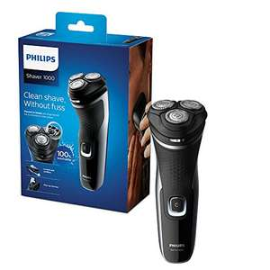 Philips Shaver Series 1000 with PowerCut Blades £35.99 at Amazon