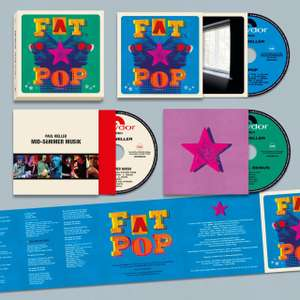 Fat Pop (Volume 1) - Deluxe Edition Paul Weller (3 x CD Boxset) £14.99 Free Click & Collect @ HMV