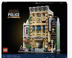 Lego Creator Police Station Modular - £152.99 delivered @ John Lewis & Partners