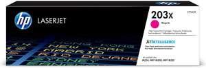 HP CF543X 203X High Yield Original LaserJet Toner Cartridge, Magenta, Single Pack - £48.04 @ Amazon