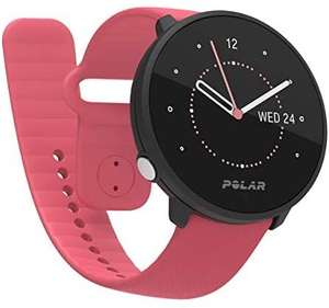 Polar Unite - Waterproof Fitness Smartwatch with Connected GPS, Sleep Tracking Pink - £59.29 @ Amazon