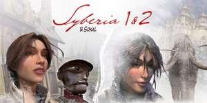 Syberia 1 & 2 (Switch) £1.99 @ Nintendo