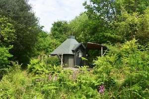 Two Night Stay in a Hobbit Hut at Acorn Camping £69 with code @ Buyagift