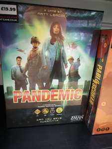 Pandemic - £19.99 [In-store] / £24.98 [delivered Online] at GAME
