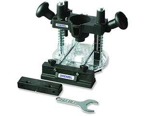 Dremel 335 Plunge Router Attachment - for Precision Routing, Cutting, Drilling, Trimming £17.76 Amazon Prime (+£4.49 Non Prime) @ Amazon