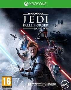 Star Wars: Jedi: Fallen Order (Xbox One) used - £9.80 delivered @ Music Magpie / eBay