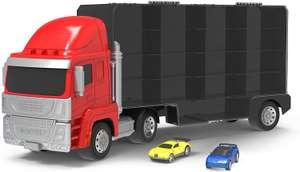 DRIVEN by Battat WH1124C1Z Ki Turbo Transport Carrier Handle & 2 Pullback Race Car Toys & Trucks £3.83 Prime at Amazon (+£3.99 non Prime)