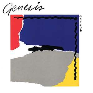 Genesis - 'Abacab' Vinyl at Amazon for £10.22 Prime (+£3.99 non Prime)