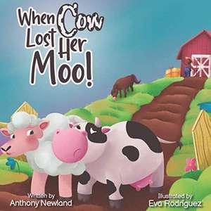 When Cow Lost Her Moo Paperback £1.22 Amazon Prime (+£2.99 Non Prime)