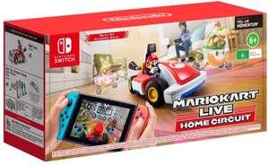 Mario Kart Live: Home Circuit - Mario (Nintendo Switch) - £55.15 delivered @ Amazon