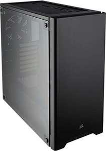 Corsair Carbide 275R Black Midi PC Gaming Case, £33.53 at Amazon (white at £39.82)