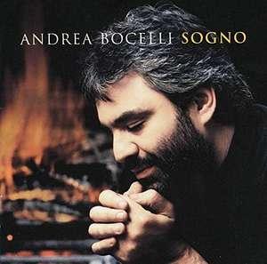Andrea Bocelli Sogno Vinyl album £18.19 (plus £2.99 non Prime) @ Amazon