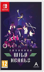 Sayonara Wild Hearts for Nintendo Switch £7.85 @ Base