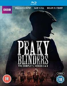 Peaky Blinders - Series 1-2 Blu Ray £4.48 Dispatched from and sold by Amore Entertainment.