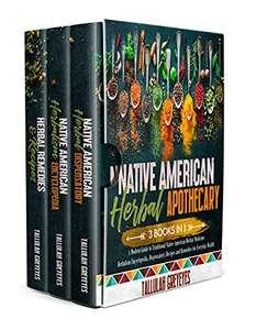 Native American Herbal Apothecary Free Kindle Ebook Free @ Amazon