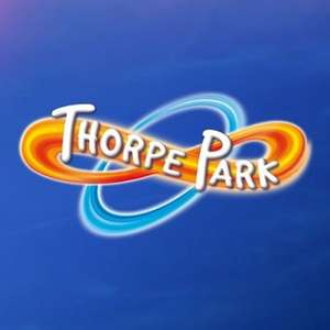 Half Price Thorpe Park - Single Entry Ticket Now Only £25 @ Planet Offers