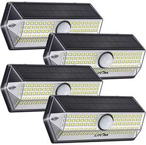 Litom Solar Lights (Outdoor) £24.99 with voucher Sold by MLBecommerce and Fulfilled by Amazon