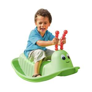 Chad Valley Rocking Caterpillar £10 each or part 2 for £15 toy offer @ Argos