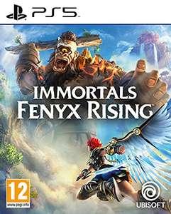 Immortals Fenyx Rising PS5 £15.56 (+£2.99 nonprime) @ Amazon