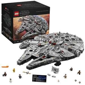 LEGO Star Wars Millennium Falcon Collector Set 75192 £468 @ Hamleys