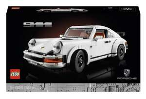 LEGO Creator Expert: Porsche 911 Collectable Model (10295) - £109.99 with code + Free Next Day Delivery @ Zavvi