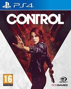 Control for PS4 - £11.49 Prime (+£2.99 Non-Prime) @ Amazon