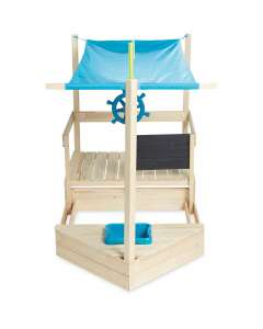 Ahoy Wooden Play Boat now £134.99 @ aldi