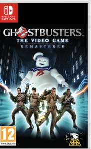 Ghostbusters: The Video Game Remastered ,Nintendo Switch (EU) £10.99 @ CDKeys