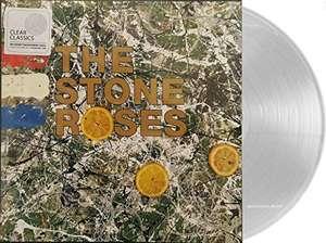 Stone Roses [VINYL] Transparent Vinyl 180 grams The Stone Roses £16.90 (Prime) + £2.99 (non Prime) at Amazon
