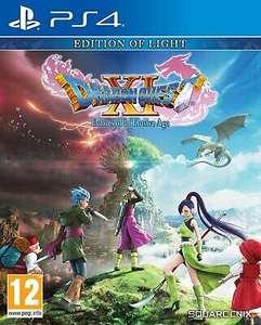 Dragon Quest XI (PS4) £13.99 Delivered (UK Mainland) @ Argos via eBay