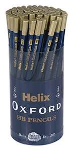 Helix Oxford HB Pencils (Pack of 72),P60172 - £5.77 (+£4.49 nonPrime) @ Amazon
