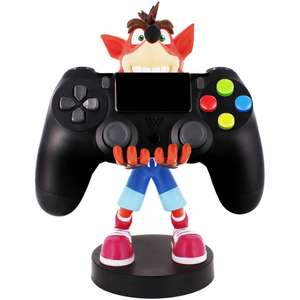 Cable Guys Controller & Phone Holders: Crash Bandicoot / Marvel £12.95 at The Game Collection