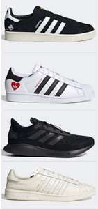 Over 50% off selected Adidas Trainers with code Eg Samba £32.73 Superstars £37.40 Campus £35.06 MÜNCHEN £35.06 Free delivery on App @ Adidas