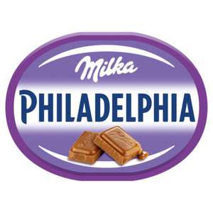 Philadelphia Soft Cheeses (All Varieties e.g Milka) 150g-180g - £1 @ Asda