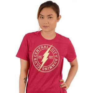 The Flash: Central City Running Club T-Shirt - £5.99 Delivered at Forbidden Planet