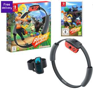 NINTENDO SWITCH Ring Fit Adventure £51.99 at Currys PC World