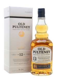Old Pulteney 12 Year-Old Single Malt Whisky 70cl £24 @ Tesco